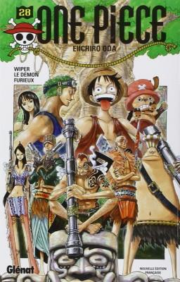 """Afficher """"One Piece n° 28 Wiper le Berserker"""""""