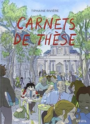 """Afficher """"Carnets de thèse"""""""
