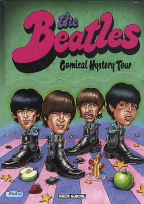 """Afficher """"Comical hystery Tour the Beatles"""""""