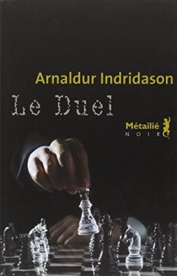 vignette de 'Le duel (Arnaldur Indriðason)'