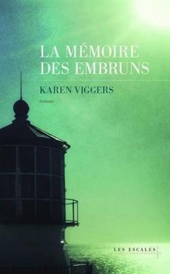 vignette de 'La mémoire des embruns (Karen Viggers)'