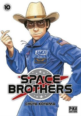 """Afficher """"Space brothers n° 10"""""""