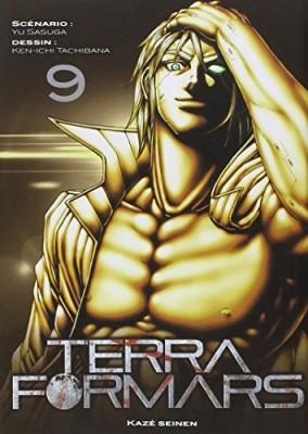 """Afficher """"Terra Formars n° 9"""""""