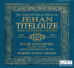 "Afficher ""The complete organ works of Jehan Titelouze"""