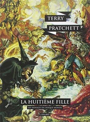"""Afficher """"Les annales du Disque-monde n° 3 La huitième fille"""""""