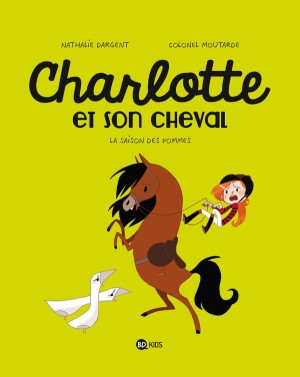 "Afficher ""Charlotte et son cheval"""
