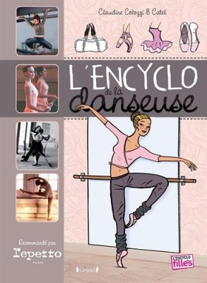 """Afficher """"L'encyclo de la danseuse"""""""