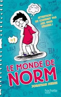 """Afficher """"Le monde de Norm n° 1 Attention, ne convient pas aux gens sérieux !"""""""