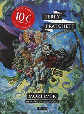 """Afficher """"Les annales du Disque-monde n° 4 Mortimer"""""""