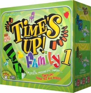 vignette de 'Time's Up! n° 2<br /> Time's Up! - Family (Peter Sarrett)'