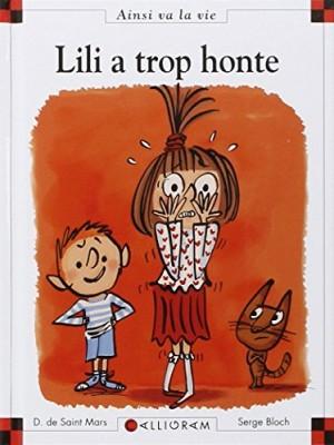 "Afficher ""Max et Lili n° 104Lili a trop honte"""