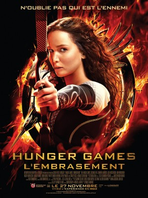 "Afficher ""Hunger Games n° 2 Hunger games 2 - L'embrasement"""
