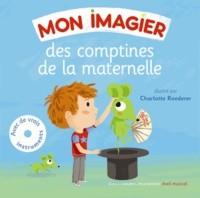 """Afficher """"Mon imagier des comptines de la maternelle"""""""