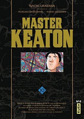 "Afficher ""Master Keaton n° 10"""