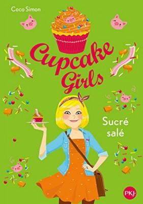vignette de 'Cupcake girls n° 3<br /> Sucré salé (Coco Simon)'