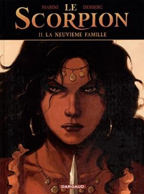 """Afficher """"Le scorpion n° 11La neuvième famille"""""""