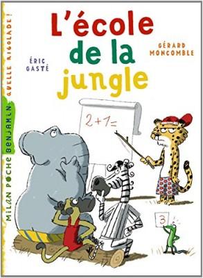 """Afficher """"Gaspard le léopard L'école de la jungle"""""""