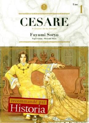 vignette de 'Cesare n° 1<br /> Cesare - Uno (Fuyumi SORYO)'