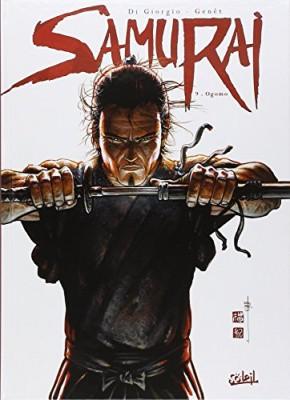 "Afficher ""Samurai n° 9"""