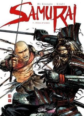 "Afficher ""Samurai n° 7"""