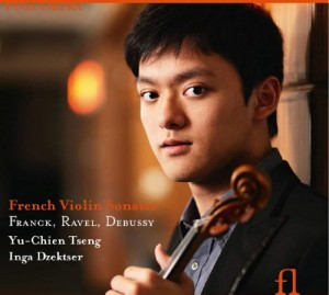 "Afficher ""French violin sonatas"""