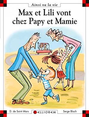 """Afficher """"Max et Lili n° 108 Max et Lili vont chez papy et mamie"""""""