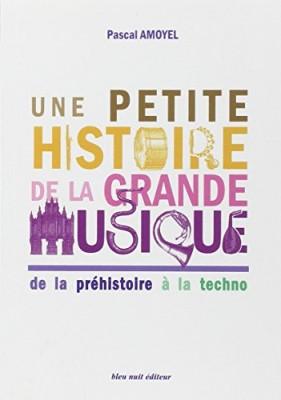 vignette de 'Une petite histoire de la grande musique (Pascal Amoyel)'