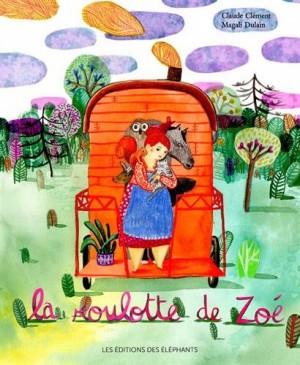 """Afficher """"La roulotte de Zoé"""""""