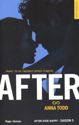 vignette de 'After n° 5<br /> After ever happy (Anna Todd)'