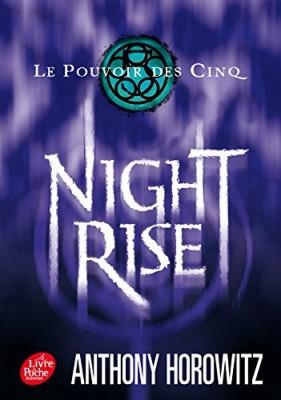 """Afficher """"Le pouvoir des Cinq n° 3 Nightrise"""""""