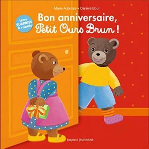 """Afficher """"Bon anniversaire, Petit Ours brun !"""""""
