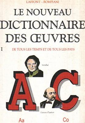 """Afficher """"Le nouveau dictionnaire des oeuvres"""""""