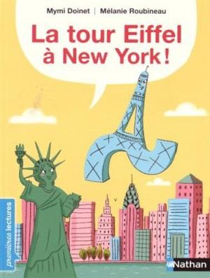 """Afficher """"La tour Eiffel à New York !"""""""