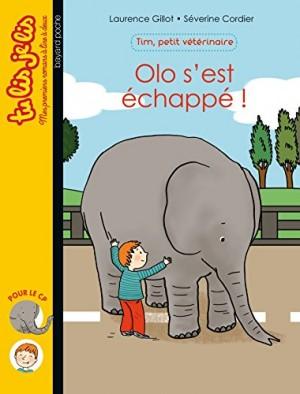 """Afficher """"Tim, petit vétérinaire n° 2 Olo s'est échappé !"""""""