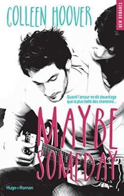 "Afficher ""Maybe someday"""
