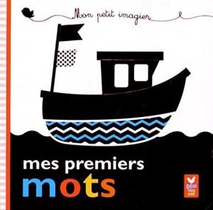 """Afficher """"Mon petit imagier Mes premiers mots"""""""