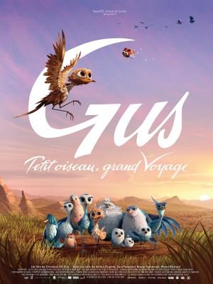 "Afficher ""Gus petit oiseau, grand voyage"""