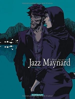 "Afficher ""Jazz Maynard n° 5Blood, Jazz and tears"""