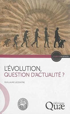 """Afficher """"L'évolution, question d'actualité ?"""""""