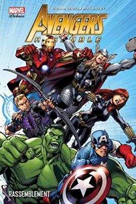 """Afficher """"Avengers Rassemblement"""""""