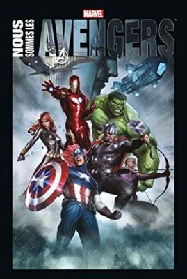 """Afficher """"AvengersNous sommes les Avengers"""""""