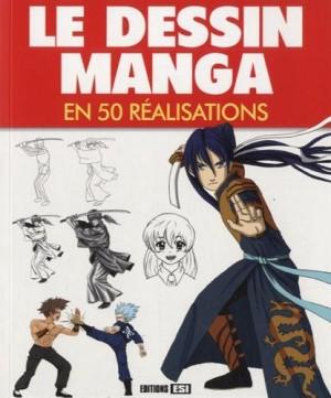 "Afficher ""Le dessin manga"""
