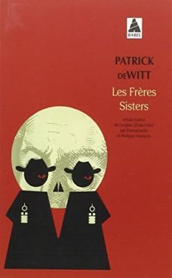 vignette de 'Les frères Sisters (Patrick DeWitt)'
