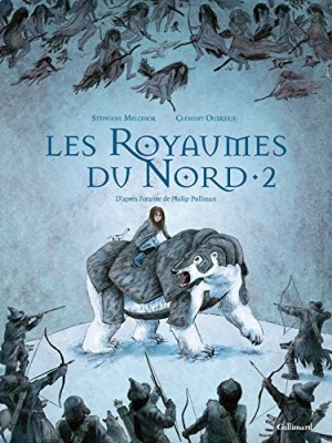 """Afficher """"À la croisée des mondesLes royaumes du Nord"""""""