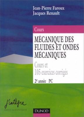 """Afficher """"Mécanique des fluides et des ondes mécaniques"""""""