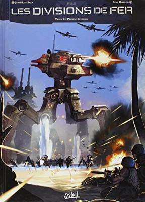 """Afficher """"Les divisions de fer n° 2 Pacific invasion"""""""