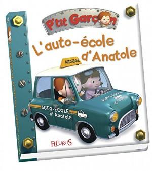 """Afficher """"P'tit garçon L'auto-école d'Anatole"""""""