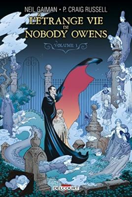 """Afficher """"L'étrange vie de Nobody Owens n° 1"""""""
