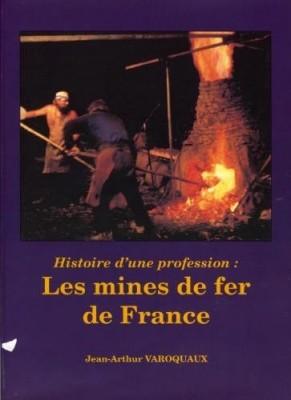 """Afficher """"Les mines de fer de France"""""""