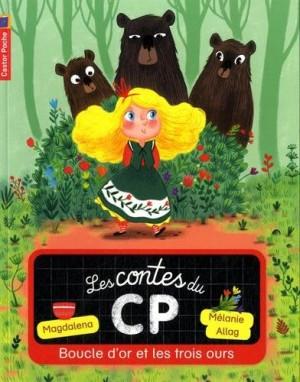 """Afficher """"Les contes du CP n° 5 Boucle d'or et les trois ours"""""""